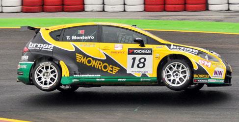 Tiago Monteiro competirá con Tuenti Racing Team