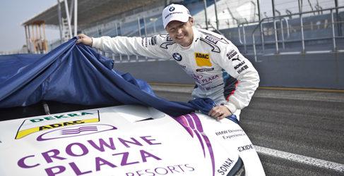 Andy Priaulx está listo para el nuevo desafío en el DTM