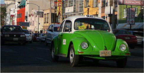 Taxi Vocho