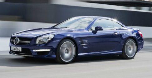Así es el nuevo SL65 AMG V12 biturbo de Mercedes Benz