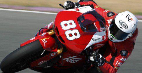 Ricky Cardús y Argiñano Team mejoran lentamente en Jerez