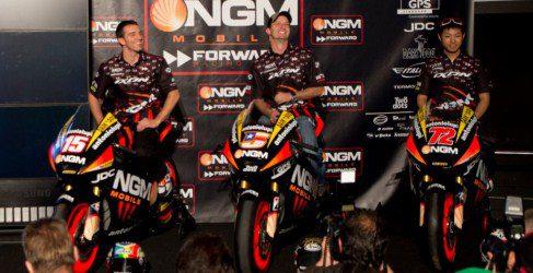 El NGM Mobile Forward Racing también desvela su proyecto