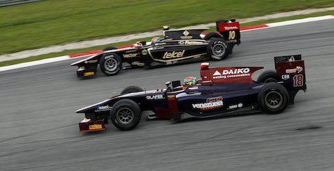 Luiz Razia se lleva la primera victoria de la temporada en GP2