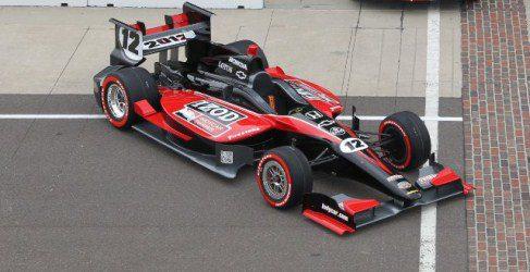 Arranca la IndyCar 2012 en el circuito de St. Petersburgo