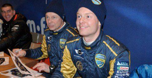 Patrick Sandell cambia de copiloto a partir del Rallie de Portugal