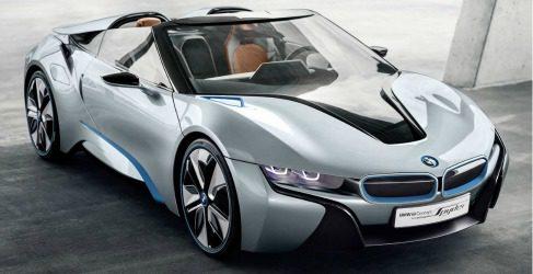 La firma germana BMW trabaja en la fabricación del i8 descapotable