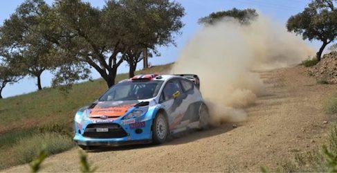 Mads Ostberg gana el Rally de Portugal tras la descalificación de Mikko Hirvonen