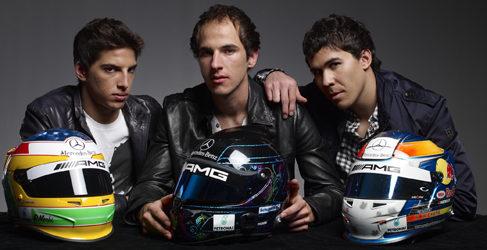 Mercedes presenta a su Junior Team