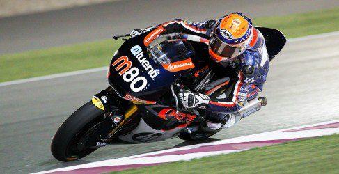 El Warm Up de Moto2 es cosa de los pilotos del Pons 40 HP Tuenti