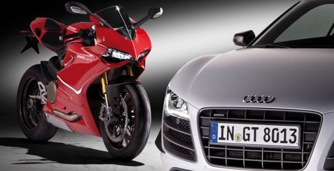 Audi compra Ducati Motor Holding por 860 millones de euros