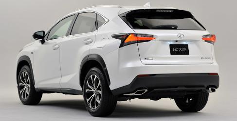 Lexus desvela antes de tiempo el nuevo NX crossover