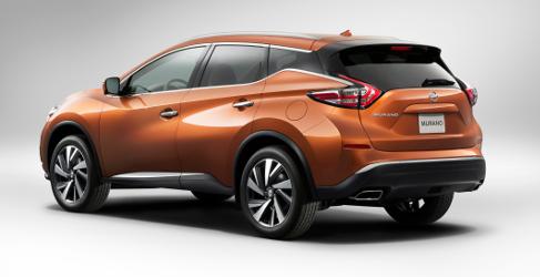 Nissan nos enseña el nuevo Murano 2015