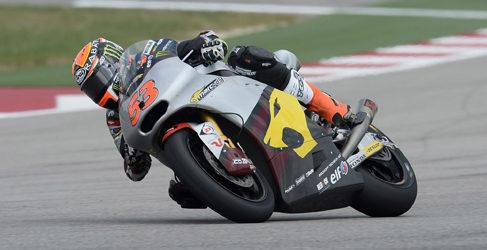 Marc VDS Racing Team aspira a MotoGP para 2015