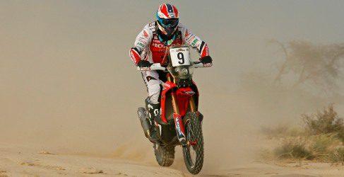 Barreda y Al-Attiyah ganan la primera etapa del Sealine Cross Country Rally