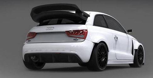 El equipo de Mattias Ekström presenta su Audi S1 RX