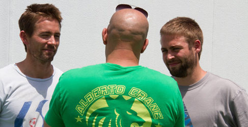 "Los hermanos de Paul Walker en su papel en ""Fast&Furious"""