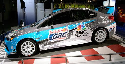 Nuevo Subaru Impreza STi para el Global Rallycross