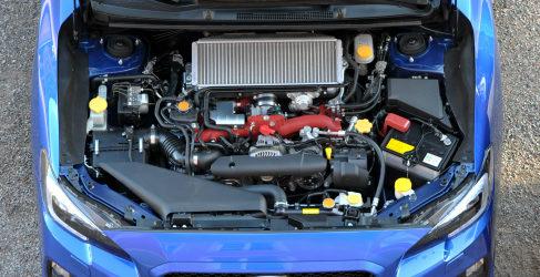 Avanzamos los datos del nuevo Subaru STI