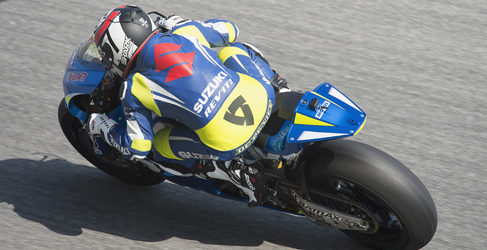 Suzuki repasa su 2014 de test para llegar a MotoGP