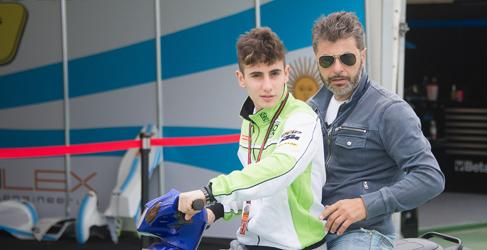 Jack Miller líder del FP1 Moto3 en Termas de Río Hondo