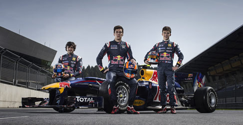 Los pilotos jóvenes de Red Bull tienen las cosas claras