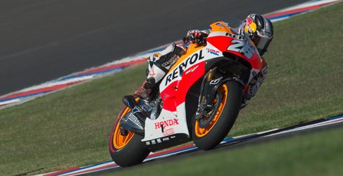 La historia argentina de otra victoria de Marc Márquez en MotoGP