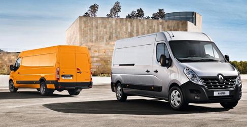 La nueva Renault Master directa desde Birmingham
