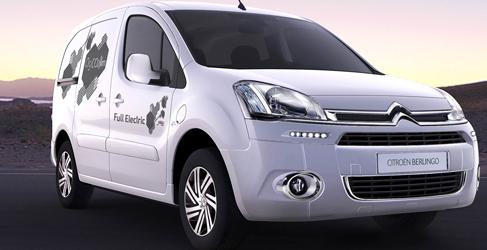 La Citroën Berlingo Electric en el mercado