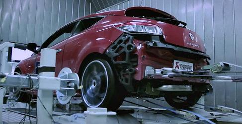 Así prepara Renault Sport el Megane RS #Under8