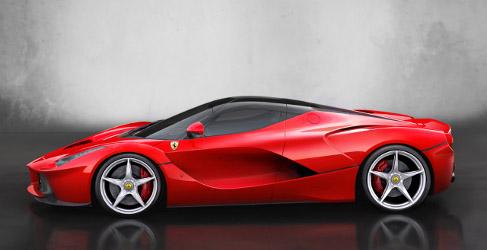 Ferrari permite a la prensa probar el exclusivo LaFerrari