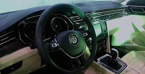 El nuevo Volkswagen Passat al descubierto