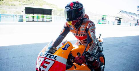 La Q2 del GP de España de MotoGP por los pilotos