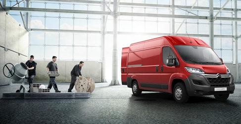La nueva Citroën Jumper ya está en España