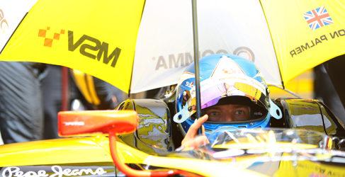 DAMS suma la primera fila de parrilla de GP2 en Barcelona