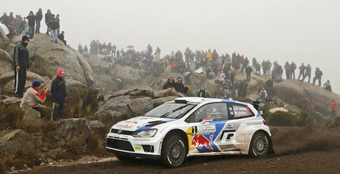 Jari-Matti Latvala se impone en el Rally de Argentina del WRC 2014