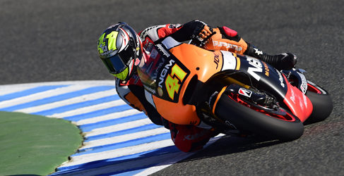 Aleix Espargaró busca brillar en Le Mans con su 'Open'
