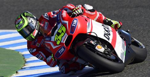 Ducati busca en Francia su segundo podio en 2014