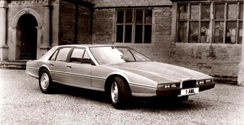 Aston Martin resucita el clásico y mítico Lagonda