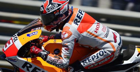 Marc Márquez busca su quinta victoria en Le Mans