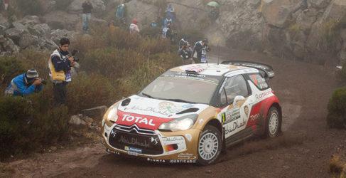 Kris Meeke no esperaba su podio en el Rally de Argentina