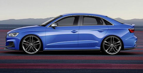 Audi presenta el brutal A3 clubsport quattro