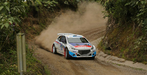 Los R5 mandan en el SATA Rally de Azores del ERC