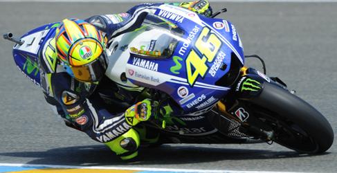 Cinco de cinco para Marc Márquez con podio de Bautista en Le Mans