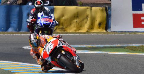 El GP de Francia de MotoGP se cierra con palabras