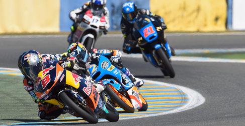 Así está el Mundial MotoGP 2014 tras el GP de Francia