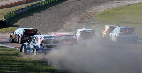 El WRXC llega a Lyden Hill, la catedral del rallycross