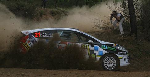Trofeos y Copas en el Rally de Benahavís