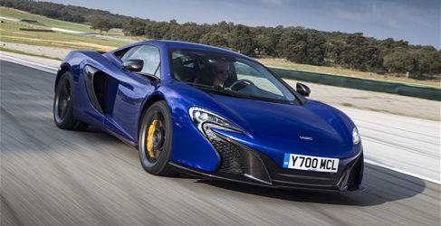 Un McLaren de unos 700 CV como objetivo para 2016