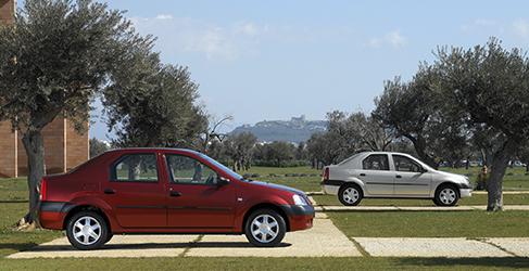 Dacia celebra su décimo aniversario con un tour