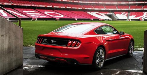 9.300 reservas en la final de Champions del Ford Mustang